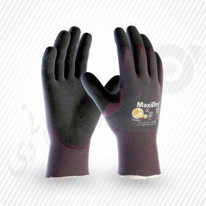 دستکش ضد مواد روغنی