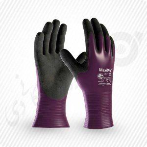 دستکش ضد مواد روغنی ساق بلند