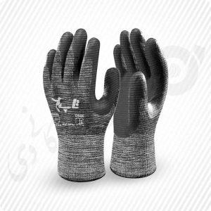 دستکش کف مواد، دستکش کار، دستکش کارگری، دستکش نیتریل ، دستکش اقتصادی