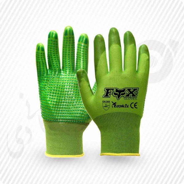 دستکش pvc