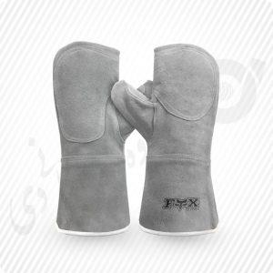 دستکش ضد حرارت - دستکش اتشکار دستکش چرمی - دستکش کار چرمی